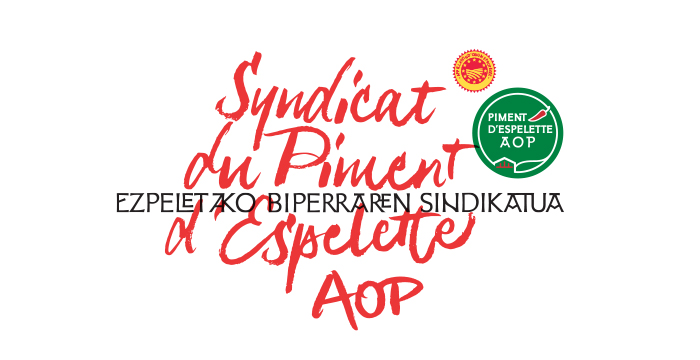 Nouvelle identité du Syndicat du Piment d'Espelette AOP