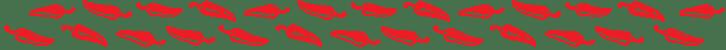 motif graphique Piment d'Espelette