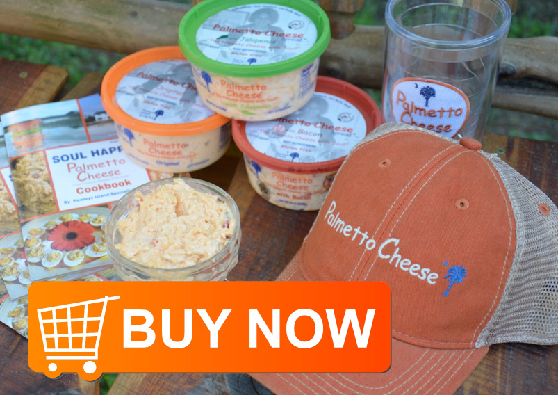 Palmetto Cheese Merchandise