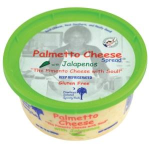 palmetto cheeese pimento cheese 12oz jalapeno
