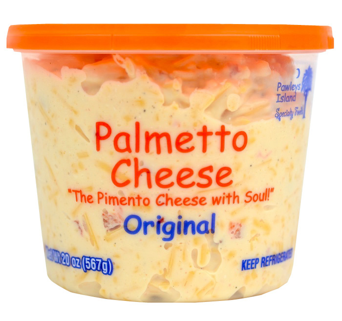 Palmetto Cheese 20 oz – Palmetto Cheese – The Pimento Cheese with Soul