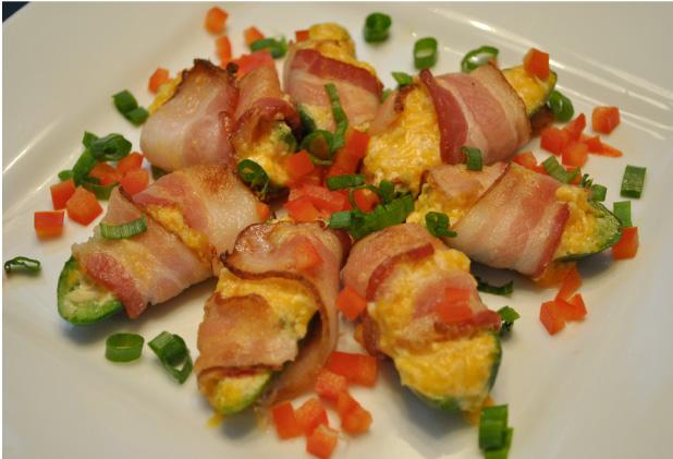Palmetto Pimento Cheese Bacon Jalapenos