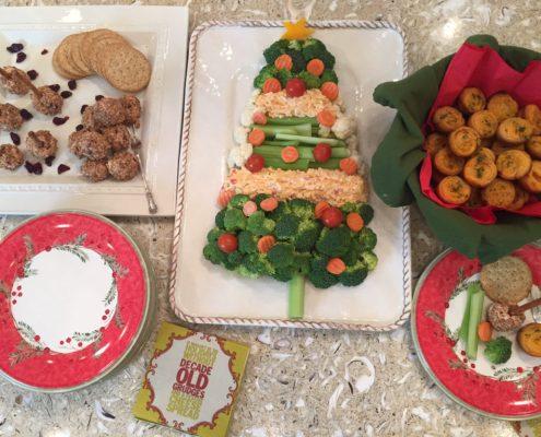 Palmetto Cheese Christmas Tree
