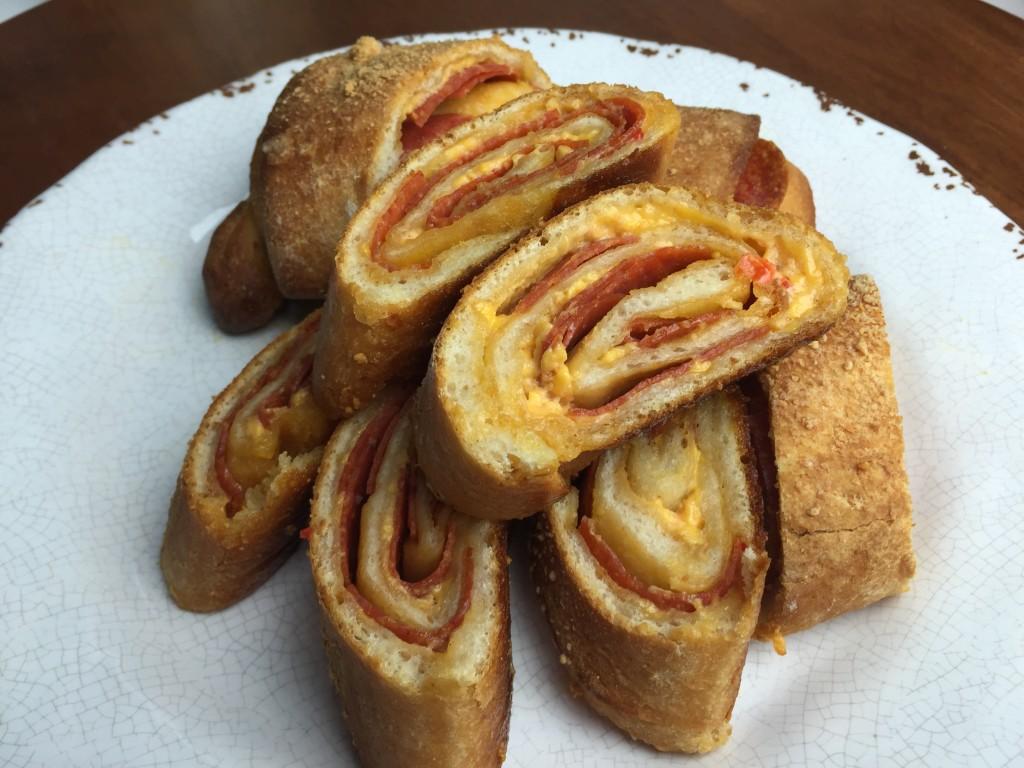 Pepperoni Roll Palmetto Cheese