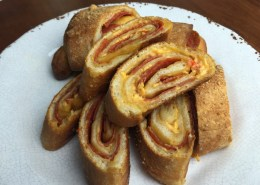 Pepperoni Roll Palmetto Cheese