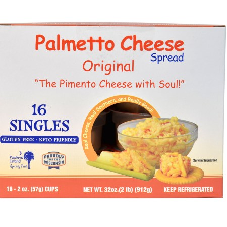 palmetto cheese snack pack costco single serve