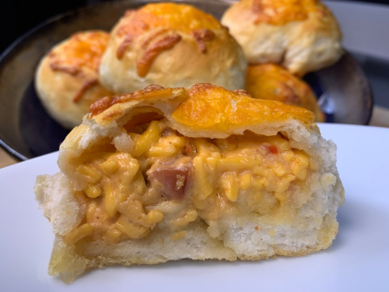 Ham and Pimento Cheese Bombs