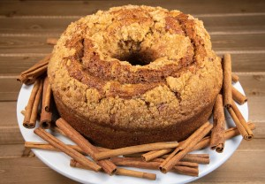 Cinnamon Bundt Cake Pawleys Island Specialty Foods