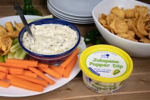 Jalapeno Popper Dip Pawleys Island Specialty Foods
