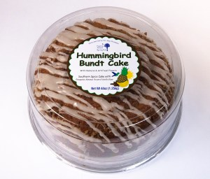 Hummingbird Bundt Cake Pawleys Island Specialty Foods