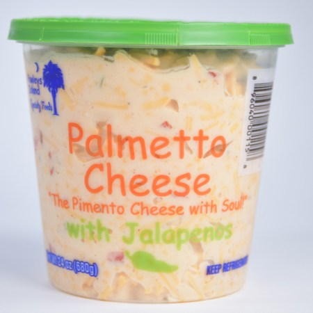 palmetto cheese with jalapenos 24oz pimento cheese