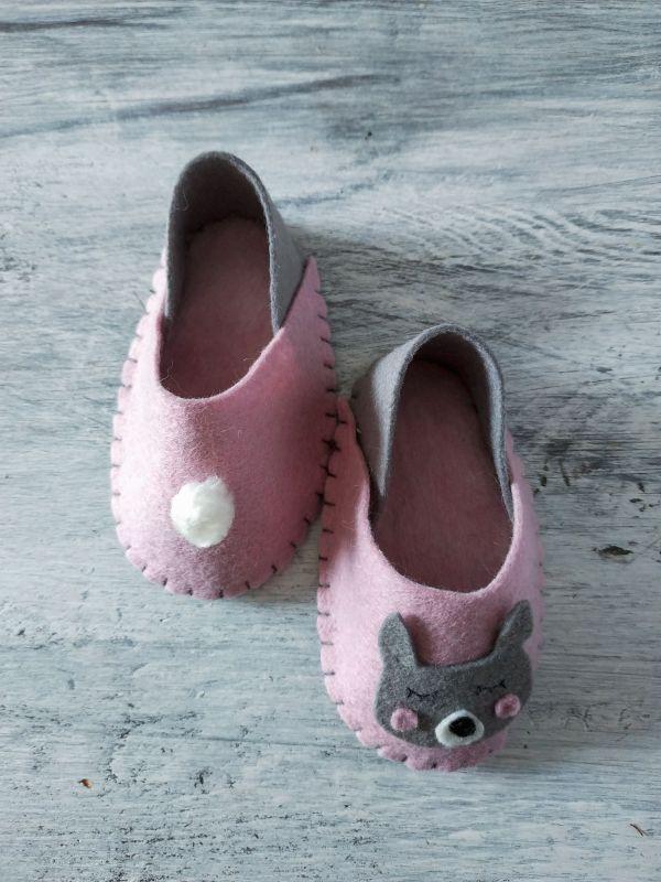 Colección Born to be wild - Zapatillas para bebés de 0-3 meses - Conejo | Pimienta y Purpurina