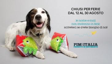 PIM Italia va in vacanza (e forse anche Pino)