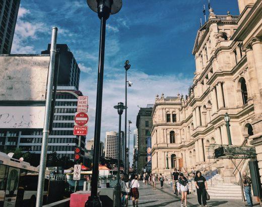 wisata kuliner di Brisbane