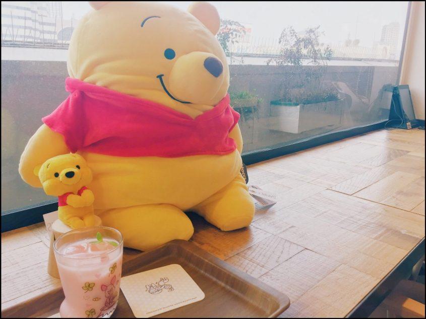 Winnie the Pooh Cafe