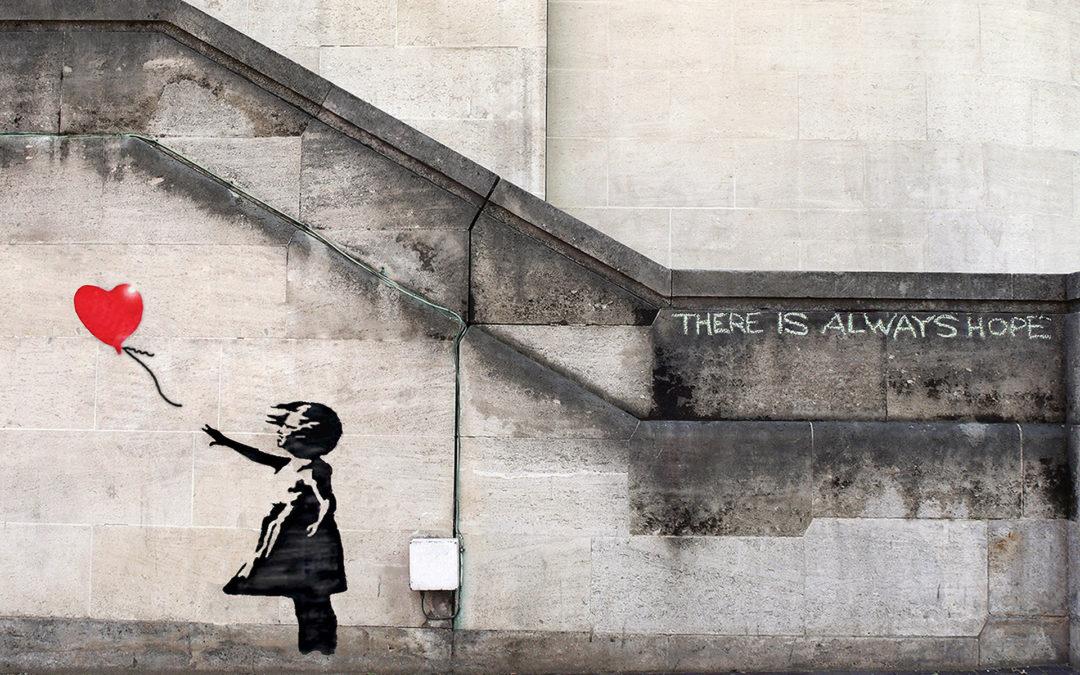 L'ultima opera è chi è vuluto bene non s'o scorda, di rosk&loste, e raffigura due bambini che giocano a calcio. Biografia Ed Opere Di Banksy Street Artist Di Fama Mondiale Pinacoteca Nazionale Bologna