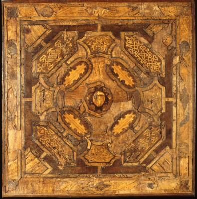 Damiano da Bologna, Piano di tavolo