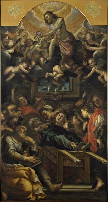 Ferraù Fenzoni, Death of the Madonna