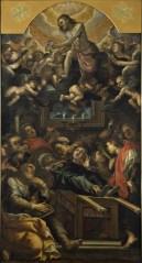 Ferraù Fenzoni, Morte della Madonna
