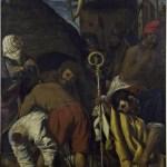 Biagio (?) Manzoni, Martirio di S. Eutropio