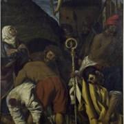 Biagio (?) Manzoni (Faenza, documentato dal 1629 al 1648), Martirio di Sant'Eutropio
