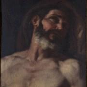Guido Cagnacci, attr. (Santarcangelo di Romagna, 1601 - Vienna, 1663), Santo Martire (S. Bartolomeo ?)