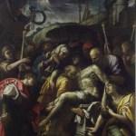 Ferraù Fenzoni, Cristo deposto nel sepolcro