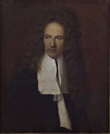 Jakob Ferdinand Voet (?), Ritratto di Magistrato (?)
