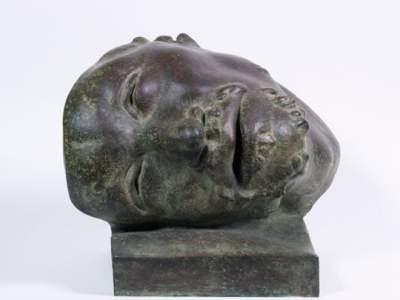 Domenico Rambelli, Il fante morente