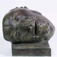 Domenico Rambelli (Faenza, 1886 - Roma, 1972), Il fante morente