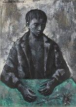 Xavier Bueno, Ritratto