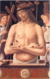 Biagio d'Antonio da Firenze (Firenze, 1446 ca. - documentato fino al 1510), Cristo in Pietà