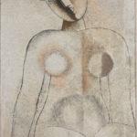 Franco Gentilini, Nudo (n. 1), 1956