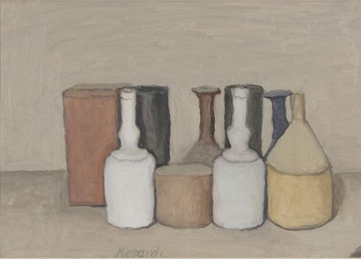 Giorgio Morandi, Still life [1953]
