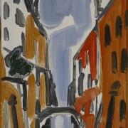Giulio Turcato (Mantova, 1912 - Roma, 1995), Venezia