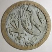 Anonimo (seconda metà sec. XV), Impresa araldica di Galeotto Manfredi