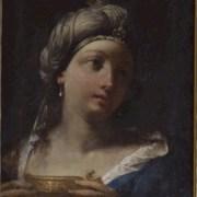 Giovanni Gioseffo Dal Sole (Bologna, 1654 - 1719), Artemisia che beve le ceneri del marito