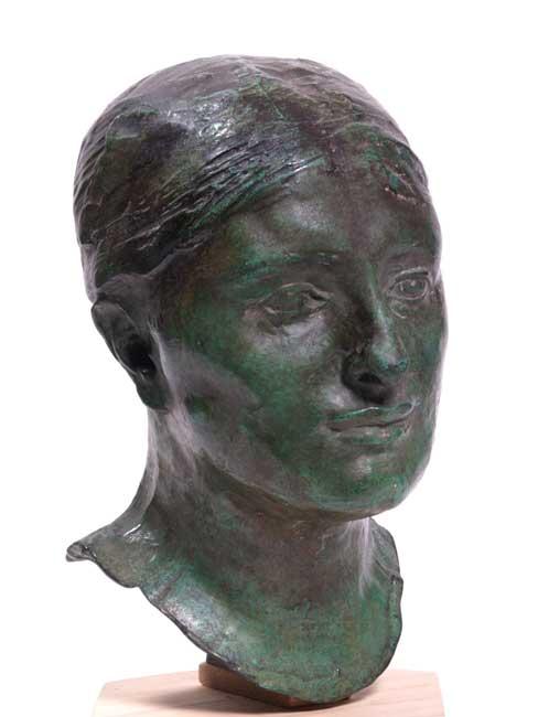 Auguste Rodin, La signora Russell