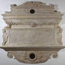 Pietro Barilotto (Faenza, 1481 - 1553), Monumento funerario a Giuliano Camerario