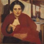 Domenico Baccarini, La Bitta che allatta Maria Teresa