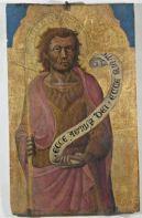 Maestro di S. Pier Damiano Sec. XV, San Vito e San Giovanni Battista