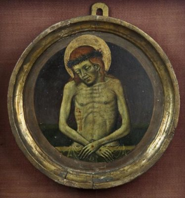 Michele di Matteo, Cristo in pietà