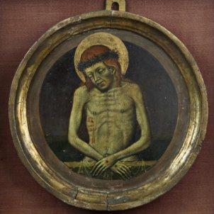 Michele di Matteo (documentato dal 1410 al 1469), Cristo in pietà