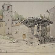 Pozzo del Santuario Francescano di Chiusi della Verna