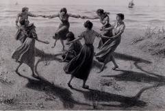 Il gioco, 1906