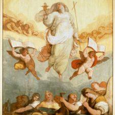 Felice Giani (San Sebastiano Curone, 1758 - Roma, 1823), Trionfo della Fede