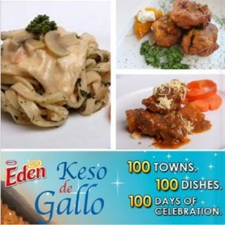 Kraft's Eden's Sarap ng Pasko: 100 Days of Christmas