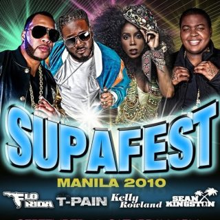 SUPAFEST Manila 2010