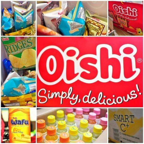 Thank you Oishi