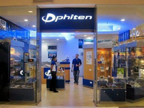 Phiten Robinsons Galleria